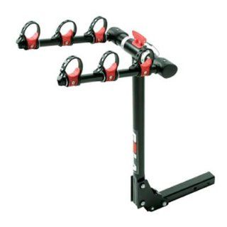 Draw Tite BRK59403 Rola Tilting And Folding 3 Bike Rack For Class III Reciever Hitch Automotive