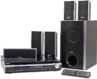 Sony DAV HDX275 BRAVIA 5 Disc DVD/CD Player 5.1 Channel Home Theater System, Black (Discontinued by Manufacturer) Electronics