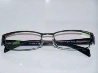 New Kio Yamato KT 276A KT 276U Col.05 Black Gun Metal Titanium Eyeglasses, KT 276U 53mm  18mm  137mm Clothing