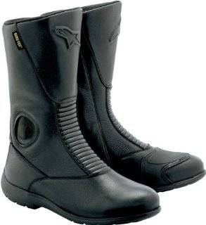 Alpinestars Gran Torino Gore Tex Boots , Distinct Name Black, Size 3.5, Gender Mens/Unisex, Primary Color Black 2335012 10 36 Automotive