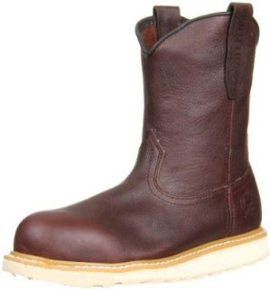 Irish Setter Men's Wellington Aluminum Toe Work Boot Shoes