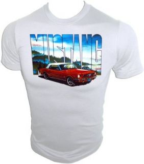 Vintage Ford Mustang Shelby Cobra Boss 302 SVO Original T Shirt , small Clothing