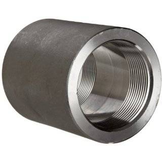304/304L Forged Stainless Steel Pipe Fitting, Coupling, Class 3000, NPT Female