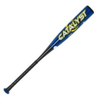 Louisville Slugger 2007 TPX Catalyst Baseball Bats   Senior( 10)  Sports & Outdoors