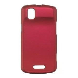 Motorola Droid Pro A957/XT610 Crystal 2Pcs Rubber Touch Phone Protector Cover Case Hot Pink Cell Phones & Accessories