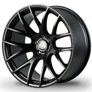 Miro Type111 19x8.5 19x9.5 BMW 325 328 335 Mercedes benz Nissan Infiniti Lexus Custom Wheel Matte Black Automotive