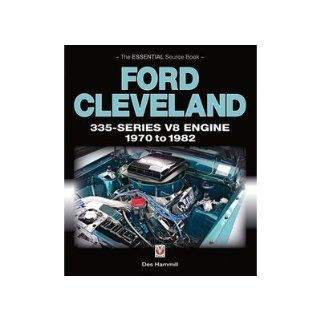 Ford Cleveland 335 Series V8 Engine 1970 to 1982 Toys & Games