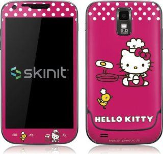 Hello Kitty Cooking  Skinit Skin for Samsung Galaxy S II   T Mobile Cell Phones & Accessories
