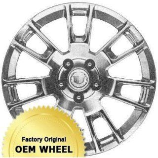 CADILLAC XLR 18X8.5 7 DOUBLE SPOKES Factory Oem Wheel Rim  POLISHED   Remanufactured Automotive