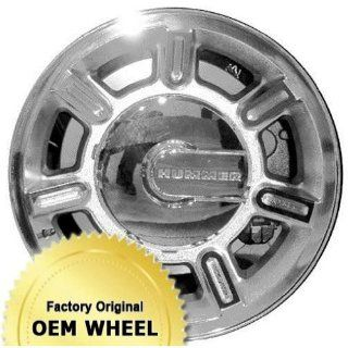 HUMMER H2 17x8.5 7 SPOKE Factory Oem Wheel Rim  CHROME   Remanufactured Automotive