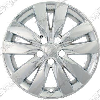 "2010 2012 KIA FORTE 17"" Chrome Wheel Skin Covers IWCIMP/335X Automotive"