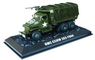 GMC CCKW 353  1944 diecast 172 army truck model (Amercom BG 12)  Sporting Goods  Sports & Outdoors