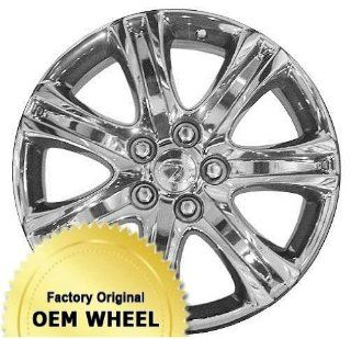 LEXUS RX350 18x7.5 7 SPOKE Factory Oem Wheel Rim  CHROME   Remanufactured Automotive