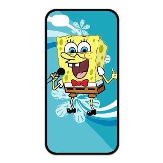 FashionFollower Design Animation Series SpongeBob SquarePants Hot Phone Case Suitable For iphone4/4s IP4WN32907 Cell Phones & Accessories