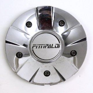 Fittipaldi Wheel Chrome Center Cap #359a Automotive