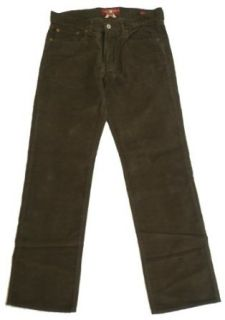 Lucky Brand 361 Vintage Straight Men's Corduroy Pants (38 x 34, Navy) at  Men�s Clothing store