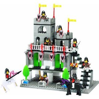 CHATEAUX CASTLE   BUILDING BLOCKS 362 pcs set 40104 in LARGE GIFT BOX  NEW SET  Will fit LEGO parts  Toys & Games