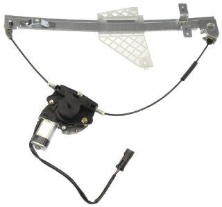 Dorman 741 374 Rear Driver Side Replacement Power Window Regulator with Motor for Jeep Grand Cherokee Automotive