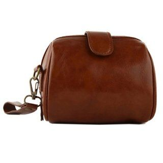 NEW Retro Camera Bags Messenger Bags Women's Shoulder Bag Multi color (Pure Brown) Beauty