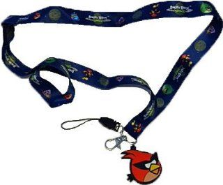 Angry Birds Space Lanyard Super Red Bird Toys & Games