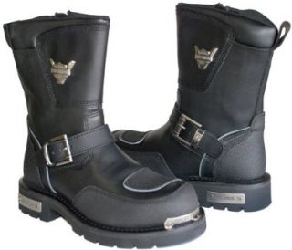 New Harley Davidson Shift Boot Black Ladies 8.5 $130 Shoes