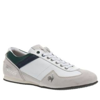 Le Coq Sportif Trainers Shoes Mens Calgary White Shoes