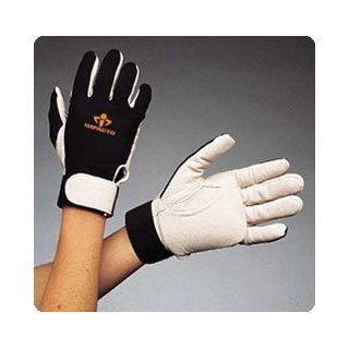 "Impacto 403 30 Full Finger Gloves Large, MCP Circ. 9""   10"", Hand Length 7.8""   8.5"" Health & Personal Care"