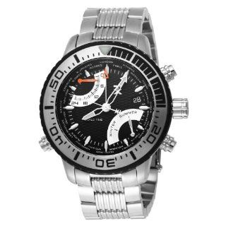 TX Men's T3C407 550 Series World Time Sport Stainless Steel Watch Watches