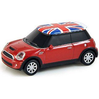BMW Mini Cooper Computer USB Memory Stick 4Gb   Red  Players & Accessories
