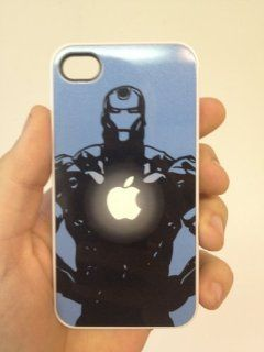 (146wi5) Iron Man Chest Apple iPhone 5 White Case