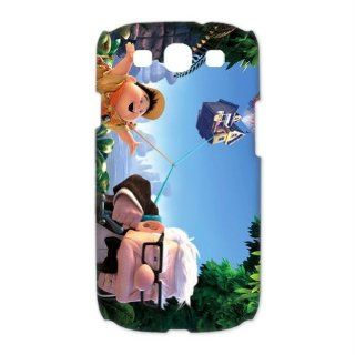 Cartoon Pixar Up 3D Cases Accessories for Samsung Galaxy S3 i9300 Case Cell Phones & Accessories
