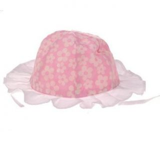 New Infant Baby Girls Accessories PINK Hat Bonnet 24M Young Colors Clothing