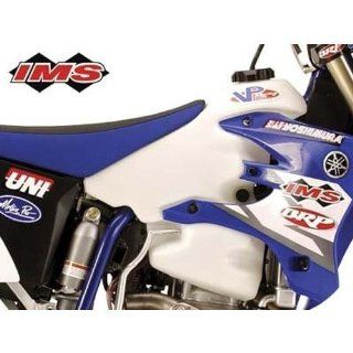 IMS 117318 B2 3.4 Gal Blue Gas Tank Fits 1996 2002 YAMAHA YZ250F/400/426 Off Road (117318 B2) Automotive