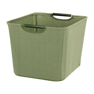 Household Essentials Small Tapered Bin   For the Home   Closet Storage   Baskets, Bins & Crates