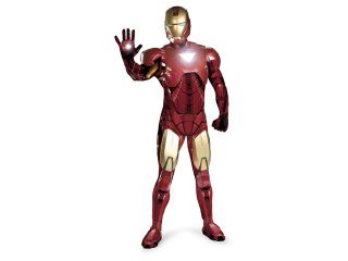 Iron Man 2 Mark VI Costume Adult Extra Large