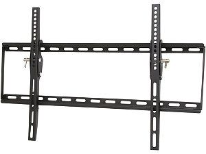 "inland 05336 Black 40""   65"" Low profile tilting wall mount for LED/LCD/Plasma TVs, VESA 600x400, Max. load 132lbs"