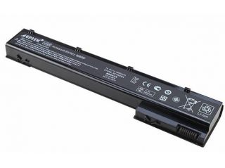 Laptop/ Notebook Battery Replacement for HP EliteBook 8560w, 8570w, 8760w, 8770w Mobile Workstation fits P/N: Hp HSTNN I93C, HSTNN F10C, 632425 001, 632114 141, 632113 151   [8 Cell, 14.8V, 4400Ahm]