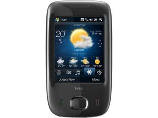 HTC Touch Viva T2223 Storm Gray 200MHz Unlocked GSM Cell Phone