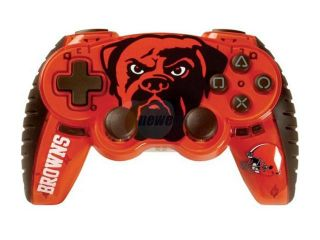 Mad Catz Officially Licensed NFL Wireless Controller For PS3   Cleveland Browns