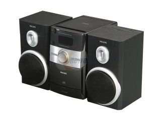 PHILIPS CD/Radio/iPod Dock 1 Disc Changer Shelf System DC156/37