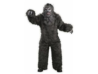 Grey Timber Wolf Costume Adult Standard
