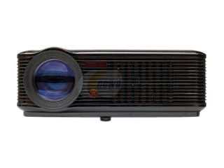 Open Box Elite Screens LED V20 640 x 480 200 lumens LED Projector