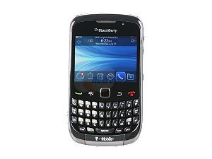 BlackBerry Curve 3G Titanium Unlocked GSM Smart Phone with Wi Fi / Blackberry Messenger (9300)