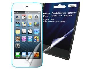 Green Onions Supply Crystal Screen Protector for iPod touch, 5th Generation (2 Pack)